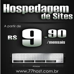 77! Host - Hospedagem de Sites